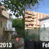 Evolución de las obras en la nueva sede – 10/02/14